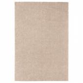 СТОЭНСЕ Ковер, короткий ворс, белый с оттенком, 200x300 см