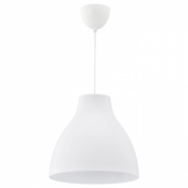 МЕЛОДИ Подвесной светильник, белый, 38 см